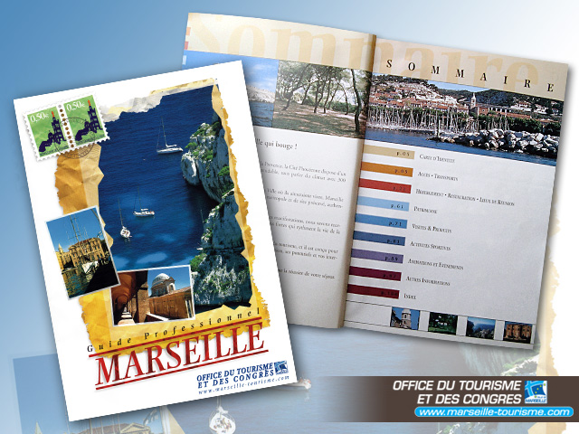 office de tourisme marseille brochure